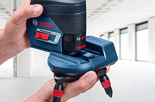 /50/C//CG Incluye Bater/ías Bosch Professional 0601092800/RM 3/Motor getriebene Soporte con Bluetooth para GCL 2/ , 240/V, 6/unidades RM 3/+ RC 2/+ Pilas + BM 3/Clip + Adaptador