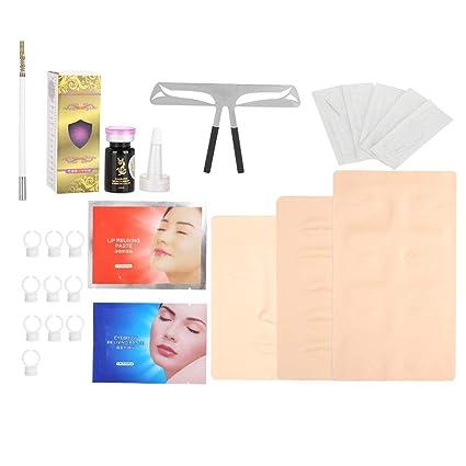 Kit de tatuaje de cejas, herramienta de práctica de maquillaje de ...