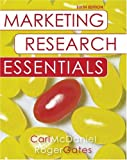 Marketing Research Essentials with SPSS 9780470131985