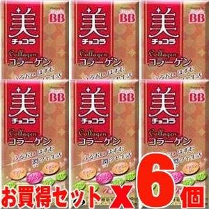 (6個) エーザイ 美チョコラ コラーゲン 120粒(約40日分) x6個セット 4987028115847 B00E3K3LFE