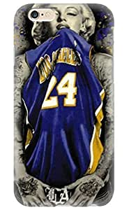 Awesome Chris Kaman Lakers8 Flip Case With Fashion Design Case For Iphone 5/5S Cover