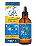 Since 1994, Natural Path / Silver Wings' has manufactured the superior quality and concentration colloidal silver on the market.  We offer colloidal silver in strengths of 250 ppm and 500 ppm, which can be diluted to smaller parts per million, such a...