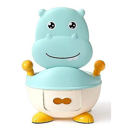 a154c59f9021 Amazon.com: XWJC Children's Toilet Baby Soft Toilet Male Potty Boys ...