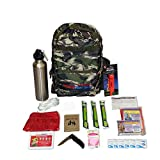 Ready America 70105 1 Person Essentials Outdoor Survival Kit