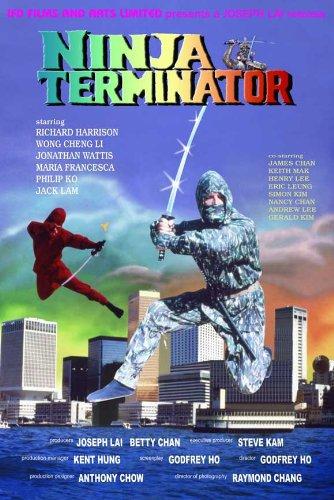 Amazon.com: Ninja Terminator: Prints: Posters & Prints