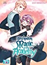 Metropolitan Magic Academy, tome 1 par Hoshino