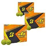 Bridgestone E6 Soft Golf Balls (3 Dozen) 2017 3 Dozen Yellow