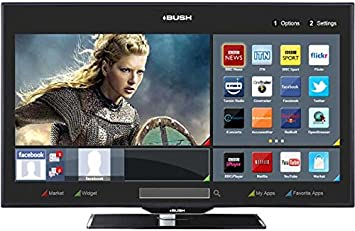 Bush 42 pulgadas Full HD TDT HD TV LED 3D inteligente.: Amazon ...