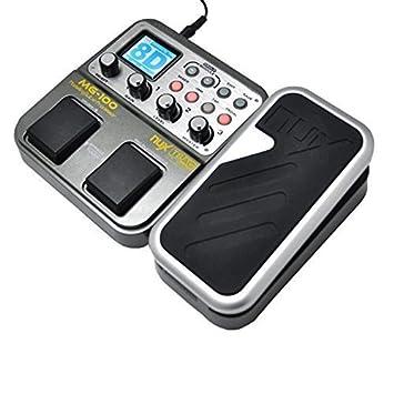 Ocamo NUX MG-100 Guitarra eléctrica Procesador de pedales de efectos múltiples Mixer: Amazon.es: Hogar