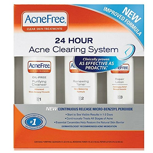 Acnefree Hour Acne Clearing System product image