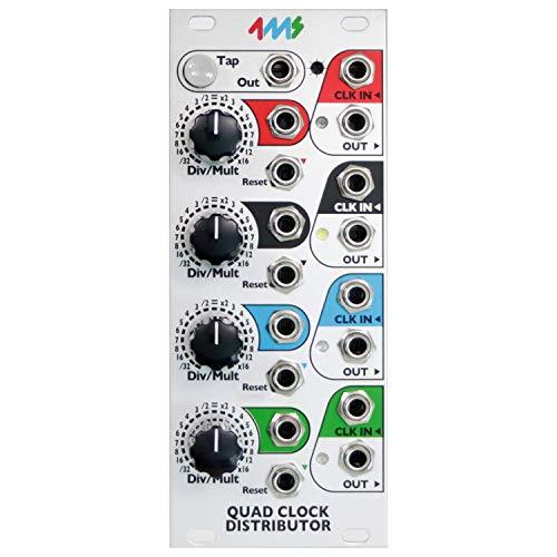 4MS QCD Quad Clock Distributor V2 Eurorack Synth Module