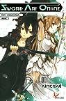 Sword Art Online, tome 1 : Aincrad par Kawahara