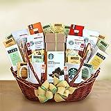 Starbucks Starbucks Office Party Centerpiece Gift Basket