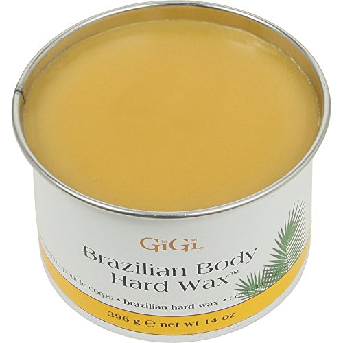 GiGi Brazilian Body Hard Wax 14 Ounce