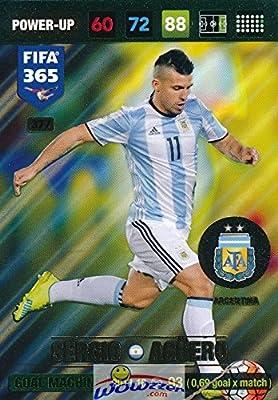 Fifa 365 Adrenalyn XL-nº 193 mauro Icardi-Goal Machine