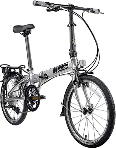 Dahon Folding Bikes 2019 MARINER, 20 In. Wheel Size (The Best Folding Bike 2019)