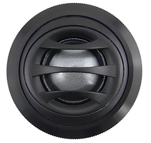 DS18 EXL-TW2.5 Extremely Loud Series 100 Watts Max Silk Dome Ferro Fluid Sound Quality (100w Super Tweeter)