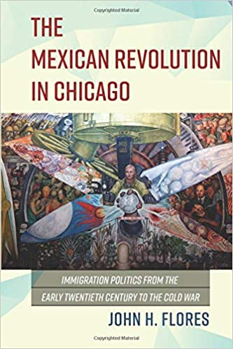 cover image, The Mexican Revolution in Chicago