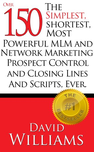 Amazon the simplest shortest most powerful mlm and network the simplest shortest most powerful mlm and network marketing prospect control and closing lines fandeluxe Images