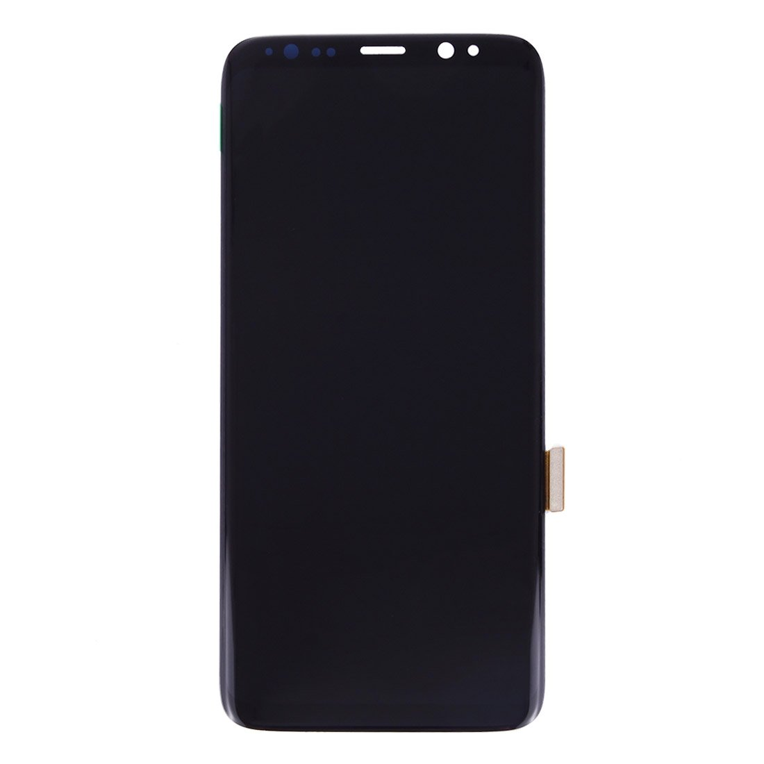WANGYING Wangying New LCD Screen + New Touch Panel for Galaxy S8 / G950 / G950F / G950FD / G950U / G950A / G950P / G950T / G950V / G950R4 / G950W / G9500(Black) (Color : Black)