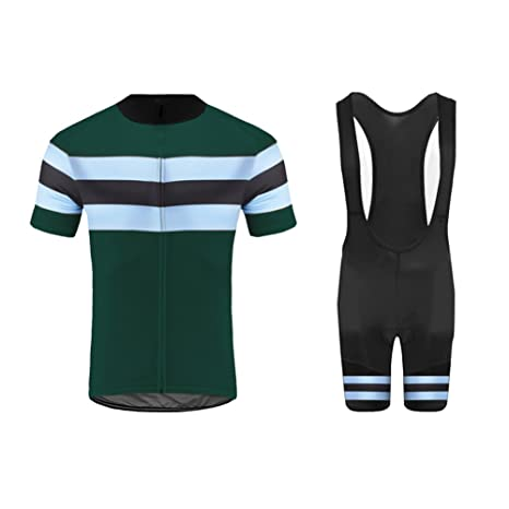 Uglyfrog 2018 Mens Short Sleeve Cycling Jersey+Short Bib Sets with Gel Pad  Outdoor Sports d42138d29