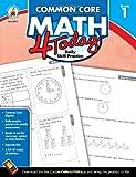 Common Core Math 4 Today, Grade 1: Daily Skill Practice (Common Core 4 Today)