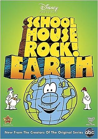 Amazon Com Schoolhouse Rock Earth By Walt Disney Studios Home