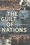 The Guilt of Nations, Elazar Barkan, 0393048861