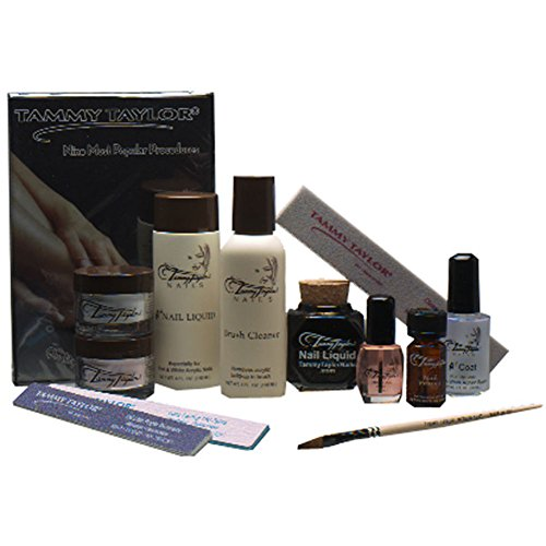 Tammy Taylor Professional Sculptured Nail Kit by Tammy Taylor