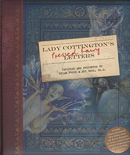 Read Online Lady Cottington's Pressed Fairy Letters [Hardcover] ebook
