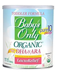 Baby's Only Organic LactoRelief with DHA & ARA Toddler Formula BOBEBE Online Baby Store From New York to Miami and Los Angeles
