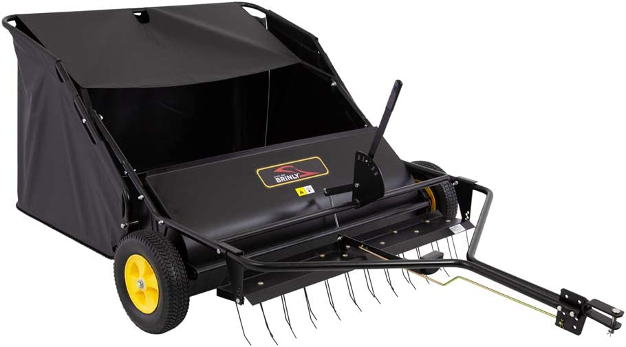 Brinly STS-42BHDK Tow-Behind Lawn Sweeper