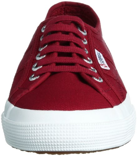 Red Superga Trainers Women's Red Cotu nr44RYOq