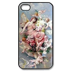 Fairy DIY Case for Iphone 4,4S,Fairy custom case