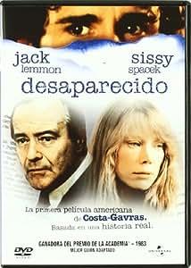 Desaparecido (Missing) [DVD]