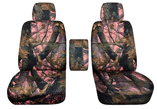 pink camo truck seat covers - 9