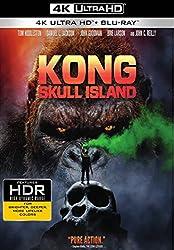 Kong: Skull Island (4K UHD BD) [Blu-ray]