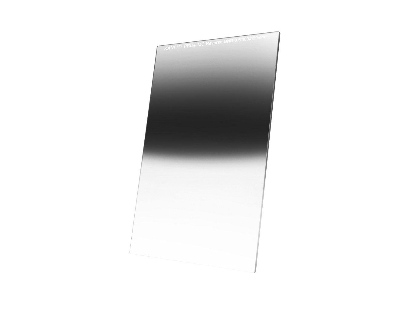 【KANI】 角型ハーフフィルター 光量調節用 REVERSE GND0.6 (150 x 100mm) 150 x 100mm  B075KMZBSJ