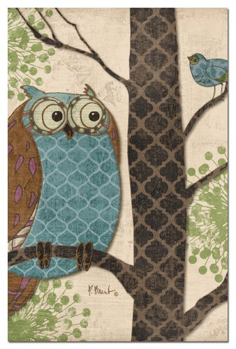 Tree-Free Greetings Eco Notes 12 Count Notecard Set with Envelopes, 4x6 Inches, Fantasy Owls Panel I Themed Paul Brent Art (66514)