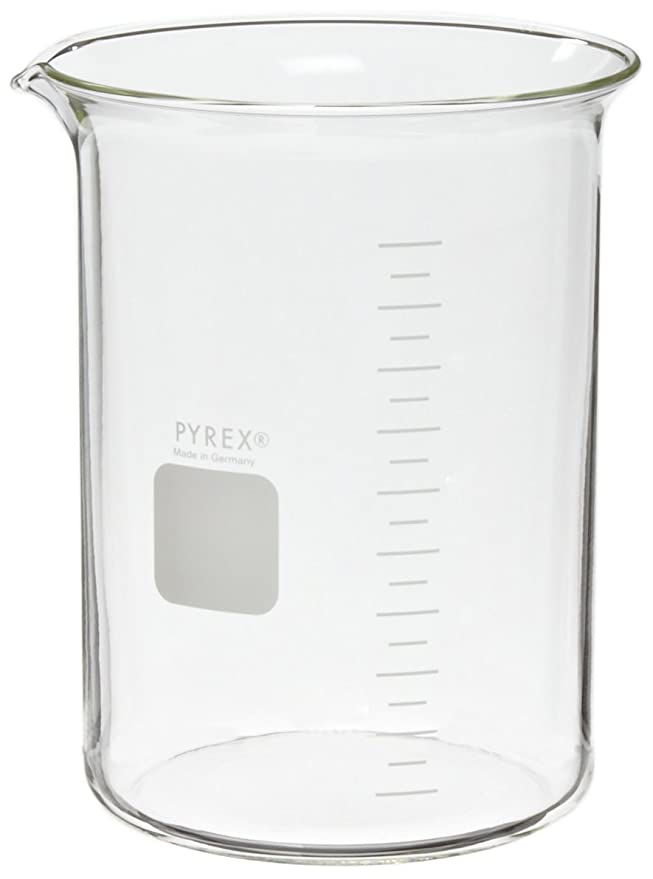 14ef7e255a9 Corning Pyrex Griffin Low Form Borosilicate Beakers