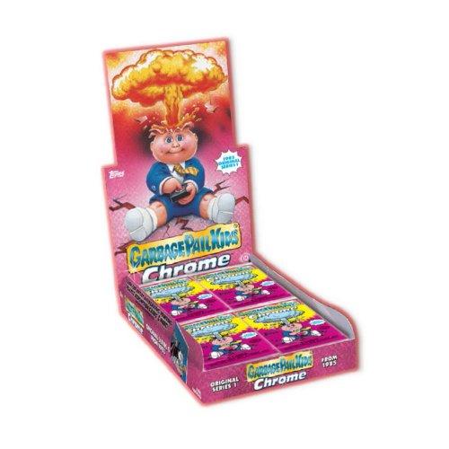 Topps Garbage Pail Kids Original Series 1 Chrome ()