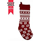 """FREEDARE 26"""" Large Christmas Stockings Christmas Decorations Storage Bags for Holiday Party Decorations"""