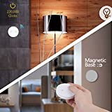 LoraTap Wireless Remote Control E26 Light Bulb Socket Lamp Switch Kit 656ft 915MHz Range Remote Control Light Fixtures (One Socket + One Remote)