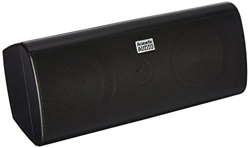 Acoustic Audio AA35CB Center Channel Speaker (Black) [並行輸入品]   B07895Q34X