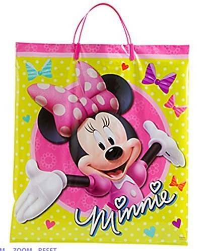 Disney Jr. Minnie Mouse Bow-Tique Inspired Happy Halloween Trick or Treak Loot Bag!! -