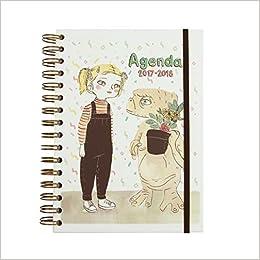 Agenda escolar 2017-18 Maria Hesse: 9788408172321: Amazon ...