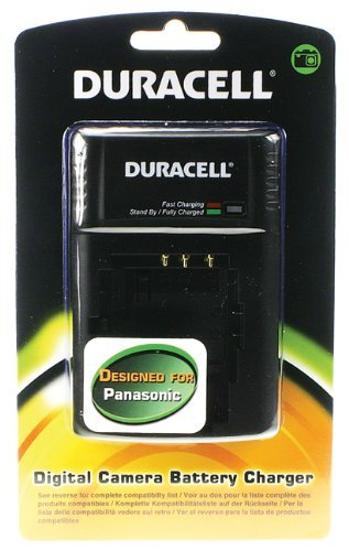 Duracell DR5700G - Cargador (CGA-DU06, CGA-DU07, DMW-BCF10E ...