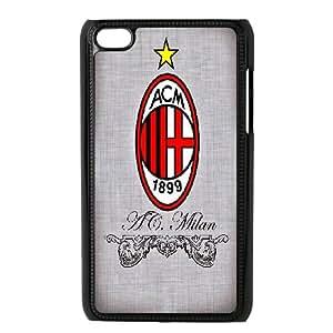 Order Case FC ACM Associazione Calcio Milan For Ipod Touch 4 U3P203534