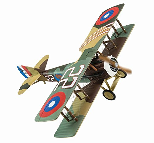 Corgi Spad XIII S15123 First Lt Lansing Colton Holden Jr 95th Aero Squadron July 1918 Statue (AA37906) -  Hornby