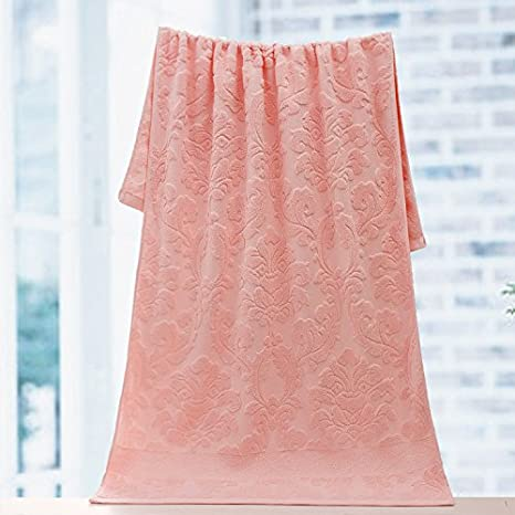 XXIN Toalla De Baño Box 32 Unidad Rosa Multicolor Toalla Caja De Rosas Rosas De Carne 70 140: Amazon.es: Hogar